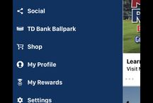 Patriots My Rewards Program / Download the Somerset Patriots app, and earn reward points!  Here's how...