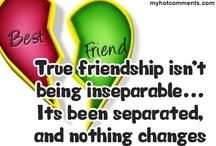 Friend / Lasting relationships