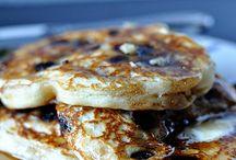 Breakfast ideas / by Melissa Tyra
