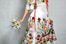 Hungarian Folk Wedding