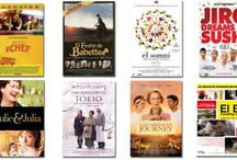 Cine y gastronomia / Cine y gastronomia - Cinema and gastronomy