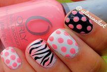 Paint Those Nails!! / by Kristin VB