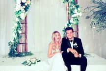 Celeb Weddings / High profile celebrity weddings, because everyone wants a bit of celeb style for their special day!