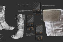 """ZBrush Tutorials from Around the Web / The ZBrush Tutorials """"Pinned"""" on this board are what we would consider extremely educational and professionally crafted tutorials."""