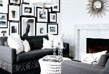 Stuff to Show Amy / Decor ideas for Amy's new house. / by Jessi Foust