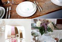 Set the Table / by Jocelyn Jauregui