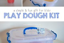 Play dough for toddlers