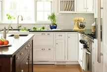 Kitchen decor ideas / by Nicole Ghastin-Ketchem