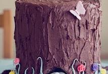 bolos e cupcakes