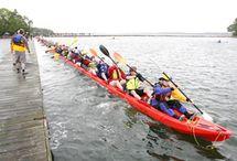 Kayaks & SUPs / Everything kayaks and stand up paddle boards.