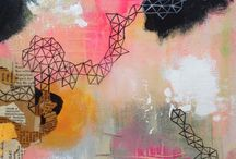 Abstract Paintings / Abstraction