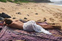 •Beach life