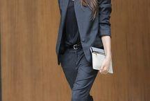 costume business femme