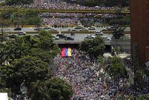 EL MUNDO EN REVOLUCIÓN / Colección de mejores imágenes con las noticias de Colombia, Venezuela, Latinoamérica y el mundo