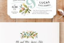 Invitations | Stationery