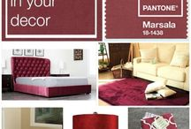 Pantone Color of the Year 2015: Marsala / by Flooring America