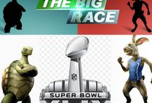 The Big Race - SuperBowl XLIX - Mercedes-Benz / It's ON!! Watch the Hare and the Tortoise battle it out on the track in an epic race that has as many big thrills as the big game itself. See if it's a quick foot or quick thinking that matters most. Playing now on http://BigRace.com/ #MercedesBenz #mbsa #MBSouthAtlanta / by Mercedes-Benz of South Atlanta