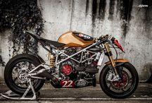 bikes / by Douglas Pickens