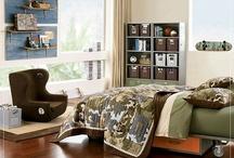 bedroom ideas / by Jenny Larsen
