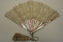 """-vintage fans for lovely ladies- / memories from the """"older"""" ladies in church using their fans in the summer"""