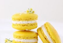 []Delicacies in yellow...