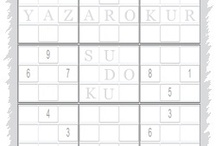 Sudoku Games / by Sudoku