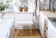 Floorboard colour