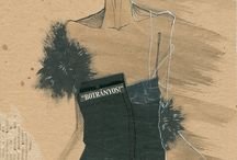 fashion illustrations / fashion illustrations