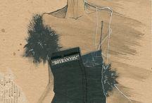 fashion illustrations / fashion illustrations