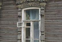 Деревянное зодчество / Russian wooden architecture