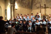 Petits Chanteurs de Grenoble / Concert à Ceillac <3