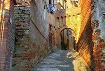 Places at 15 minutes drive / Beautiful Tuscany around Asilo Masi