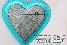 crafts/ DIY / by Jennie R.