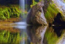 Водопады,ручьи и т.п.