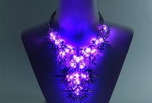 Glowing LED Jewelry