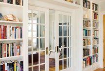 Bookshelves idea