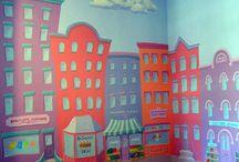 Daycare city area