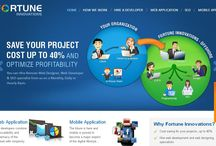 Web Development in Dubai / Fortune Innovation is leading Dubai Web Development Company providing innovative online solutions to get your business moving in right direction.
