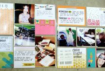 Stampin' Up! Project Life / Ideas Using Stampin' Up! Project Life Products