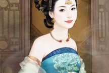 chinese hanfu princess