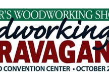 Extravaganza! / The ONLY woodworking show of it's kind in North Carolina!  October 28th and 29th!