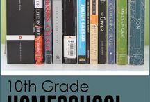9th-10th Grade Homeschool