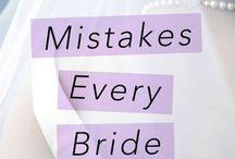 Plánování svatby