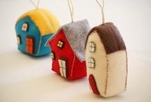 Sewn houses