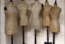Mannequins / by Jonessa Farano