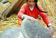 America South - Peru - Poeple