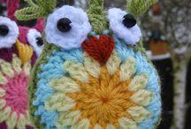 Animal/toys crochet