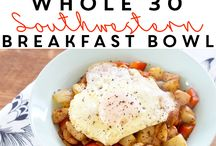 Whole 30 / Whole 30 approved recipes for breakfast, lunch and dinner!