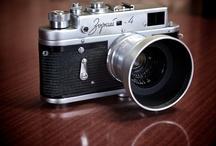 Пленочный фотоаппарат СССР