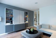 TV Room / by The DecorCafe Network